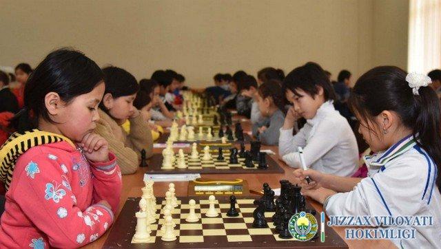 Жиззахлик ёш шахматчининг орзулари