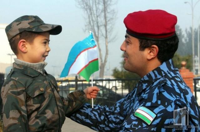 Мероприятие, призывающее молодежь к патриотизму