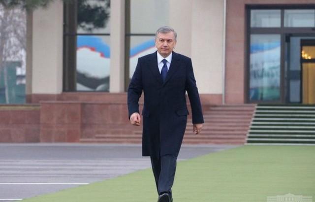 Президент Жиззах вилоятига ташриф буюрди