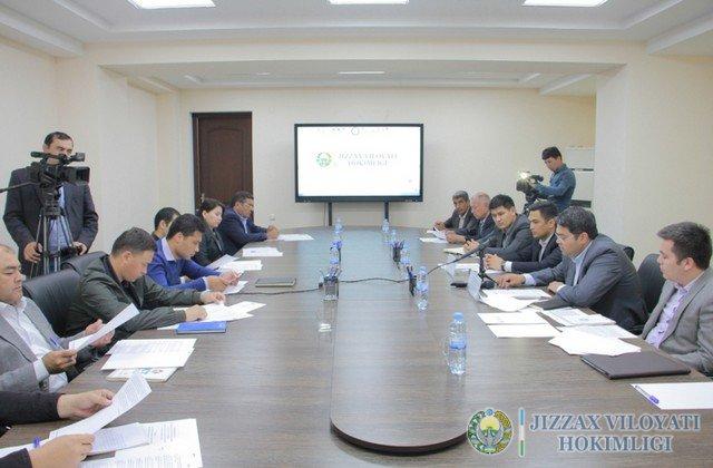 Жиззахда II-Халқаро инвестиция форуми ўтказилади