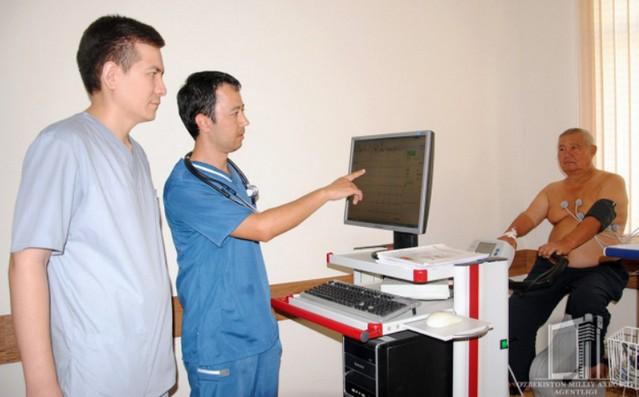 Современное медицинское учреждение: условия, возможности и проблемы
