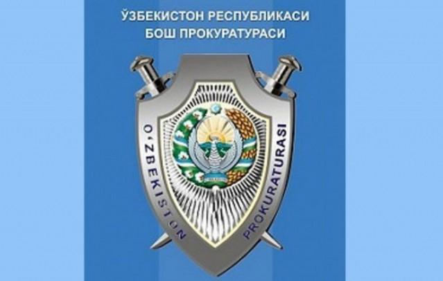Бош прокурор ўринбосари Мирзачўлда сайёр қабул ўтказди