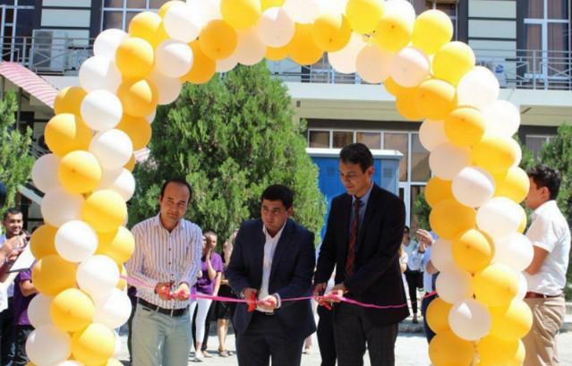 В Джизаке открылся инновационный учебный центр