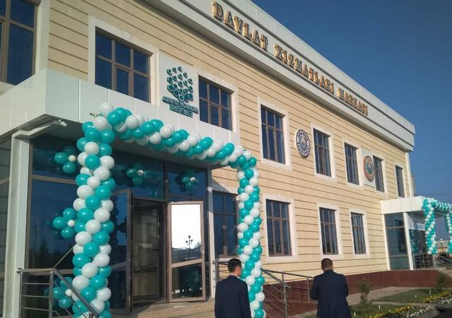 В Зарбдоре и Янгиабаде начали работу новые ЦГУ