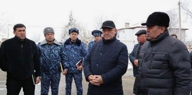 Более 30 проблем решено на выездном приеме в Зарбдорском районе