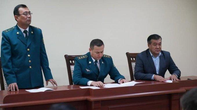 Джурабек Авазов: «Количество совершенных преступлений в регионе сократилось на 26,58%»