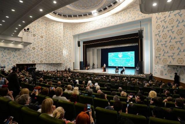 Состоялся отчетный концерт Джизакского областного отделения Государственной филармонии Узбекистана