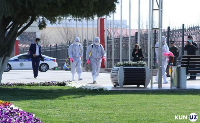 Как стало известно, в Джизакской области на домашнем карантине находятся 336 человек