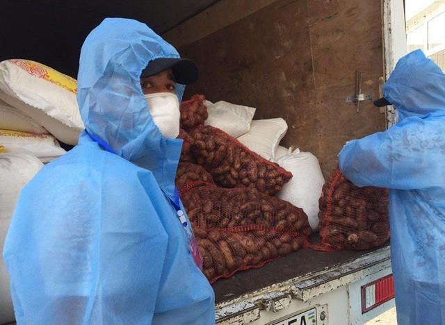 В Джизаке более 700 нуждающихся граждан были обеспечены необходимыми продуктами питания