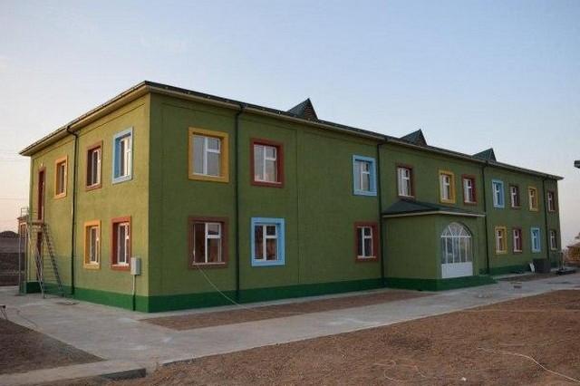 Еще один детский сад в Фаришском районе