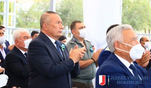 Жиззахликлар Президентимиз табригини онлайн тинглади
