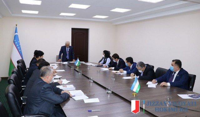 Халқ депутатлари вилоят Кенгашининг навбатдаги сессияси Президент Ш.Мирзиёевнинг Мурожаатномасига қаратилди