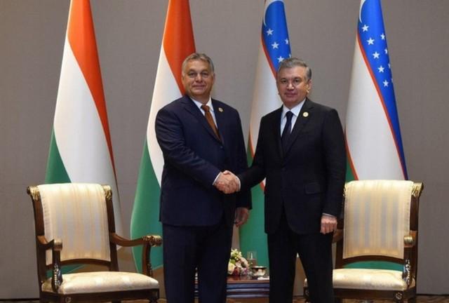 Венгрия бош вазирининг Ўзбекистонга ташрифи бўйича расмий маълумот берилди