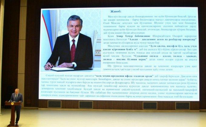 Президент интервьюси бутун дунёда эътироф этилаётган ўзбек дипломатиясида янги саҳифа очди (видео)
