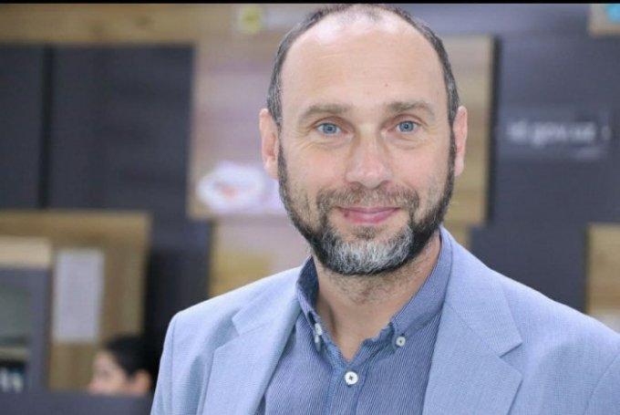Халқаро эксперт Мариус Бирсан Жиззахда